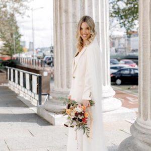 Elegant Autumnal City Wedding